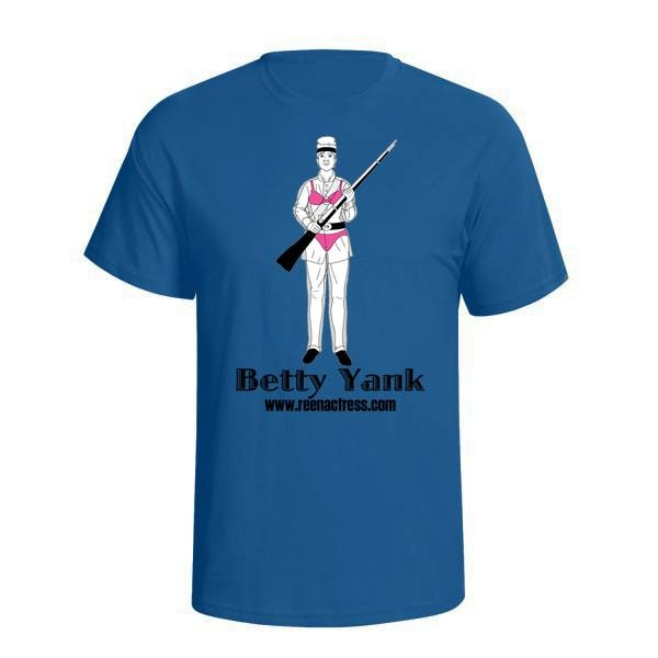 Betty Yank t-shirt
