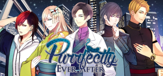 Purrfectly Ever After Otome Visual Novel Romance Sim By Sue Anne C