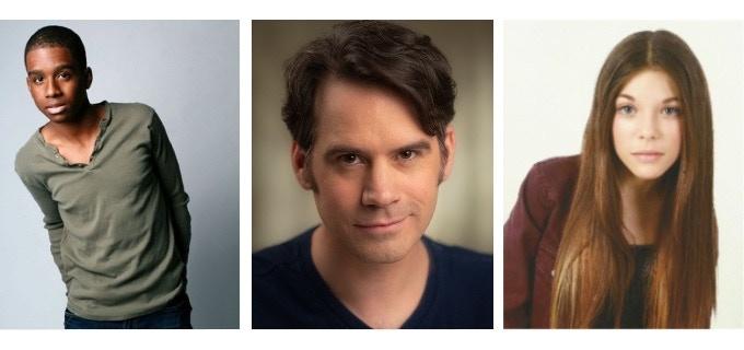 Sebastian Labissiere as Stephen / Jeff Lawson as Davis / Grace Zanichkowsky as Sadie