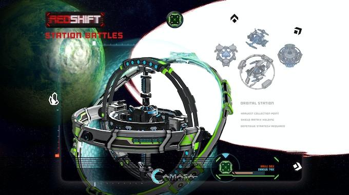 Station Wars Concept