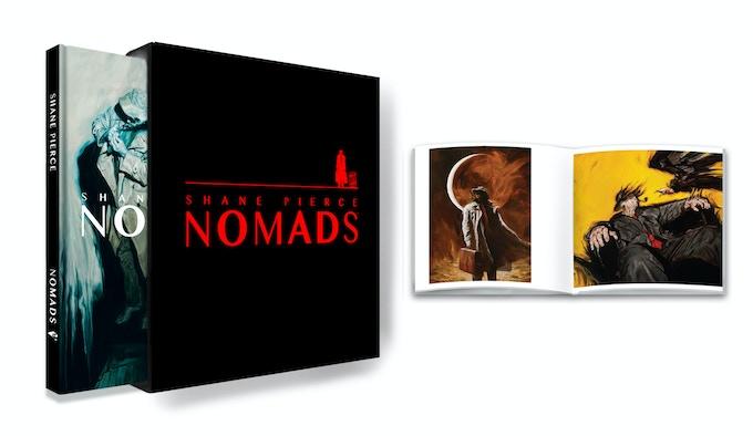 NOMADS Art Book