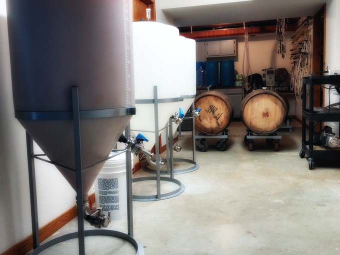 we need to supersize these tanks with variable capacity stainless tanks