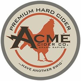 ACME sticker