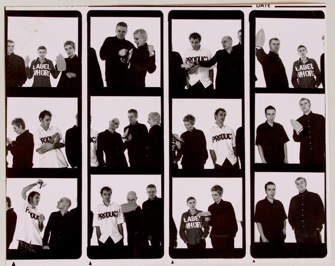 £40 - Amnesia second single shoot