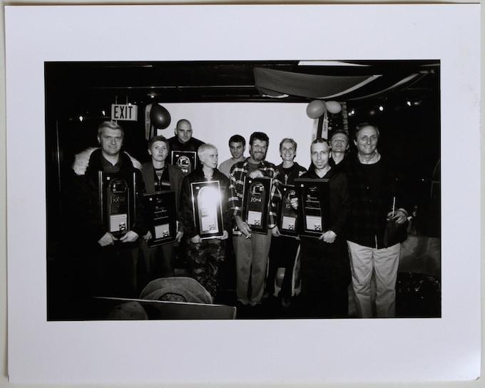 £40 Band with Doug Smith & David Krebs