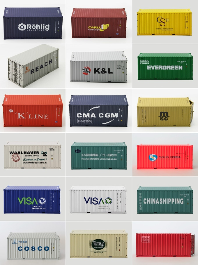 Container Colors