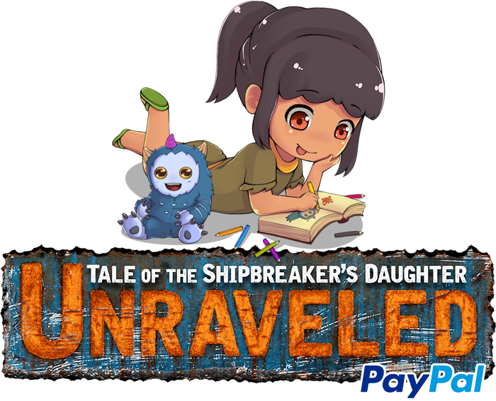Unraveled: Tale of the Shipbreaker's Daughter by RosePortal