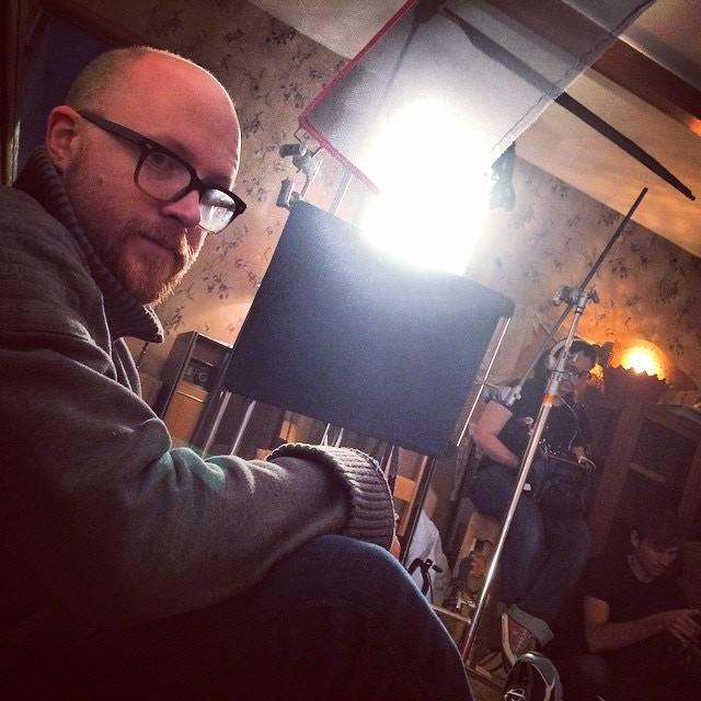 Director, Adrian A. Cruz