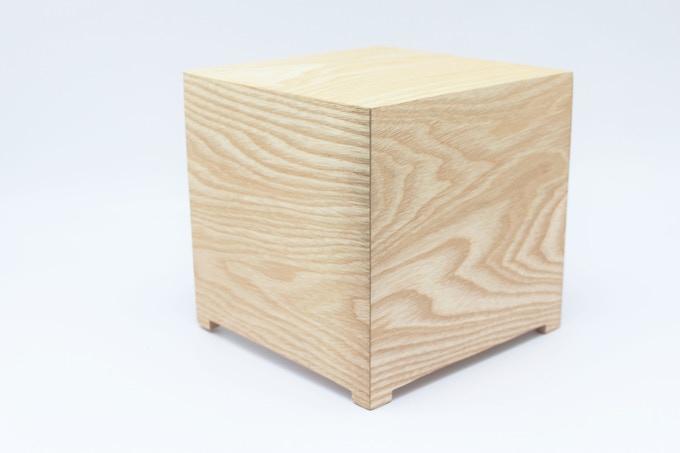 Wood Kubb - White ash