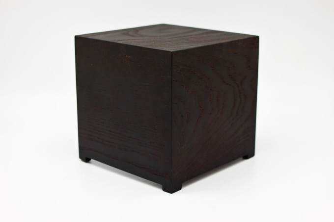 Wood Kubb - Brown Ash