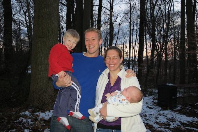 Andrew, Susan, Keegan and Caleb