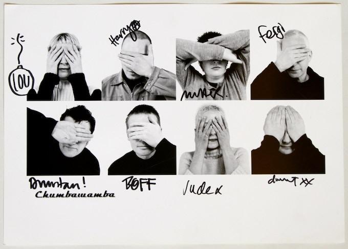 £30 WYSIWYG photo shoot – follow up album to Tubthumping -  2000