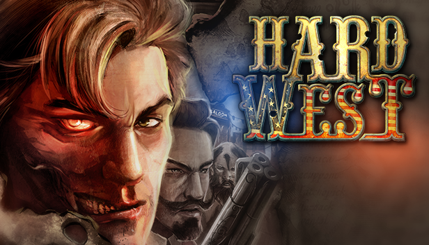 A weird west tactical with world map exploration, a hint of adventure and a drop of RPG.