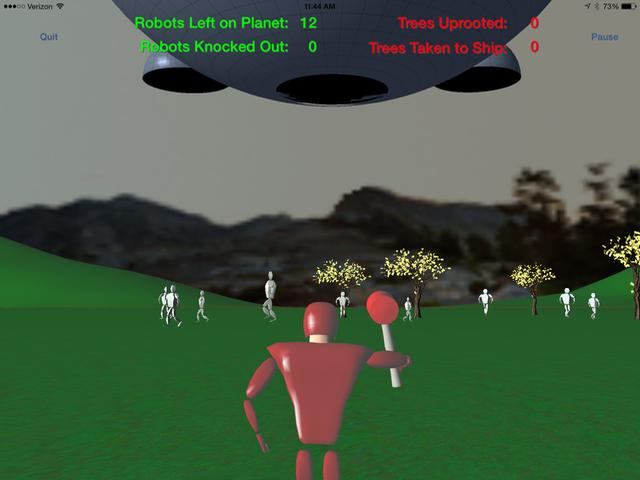 Prototype Tree Mongers