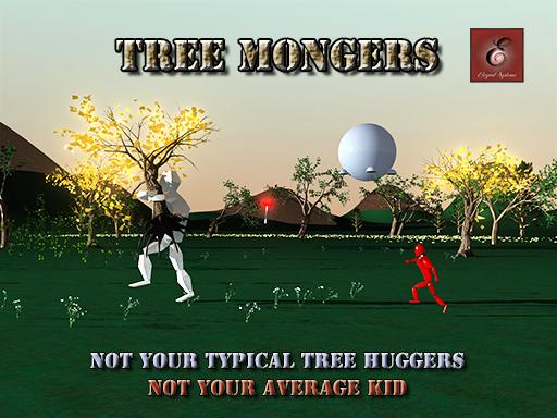 Tree Mongers - Cover Art