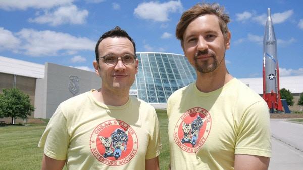 Authors Travis Bossard (Left) and Mick Szydlowski (Right)