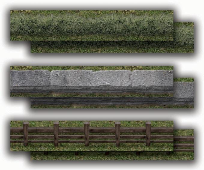 Obstructions (Walls)