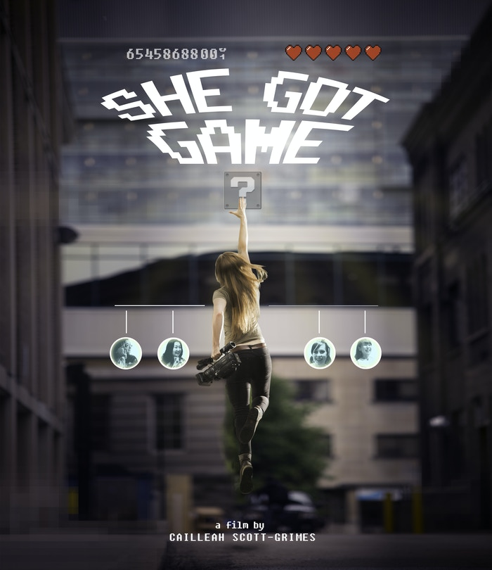 A personal adventure tale about the search for empowered, creative women in the gaming world.