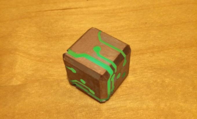 Green Glow Bronze