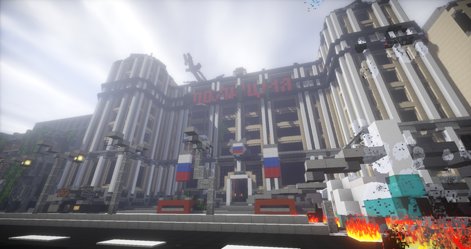 Metro Roleplay A Minecraft Server By CraftedDimensions Kickstarter - Minecraft factions spielen