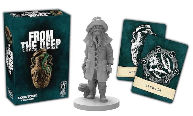 Detalle de miniatura de from the deep, expansión de Lobotomy