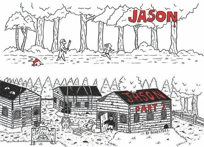 Jason 1 and 2 cover