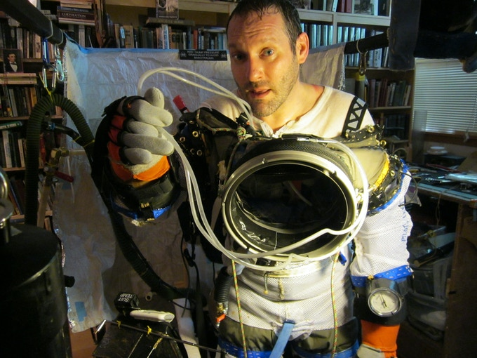 Special Guest—PSU space anthropologist Dr Cameron Smith