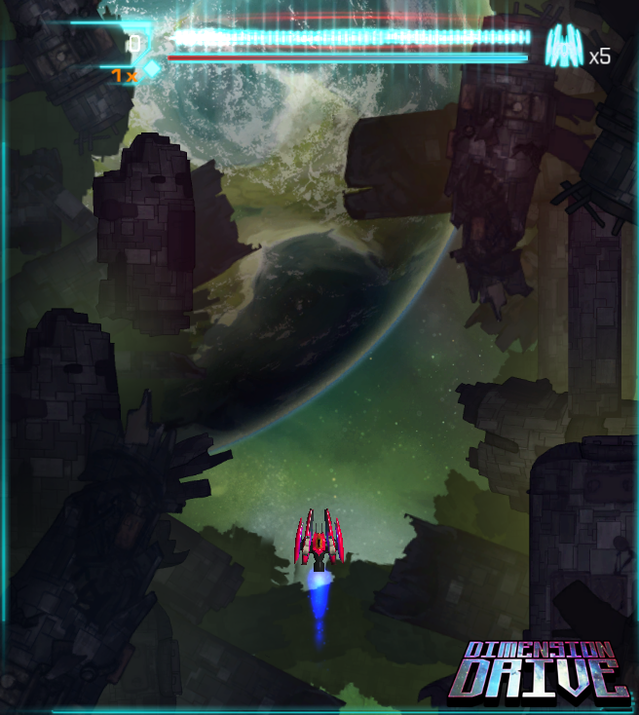 Level 1-2 background concept