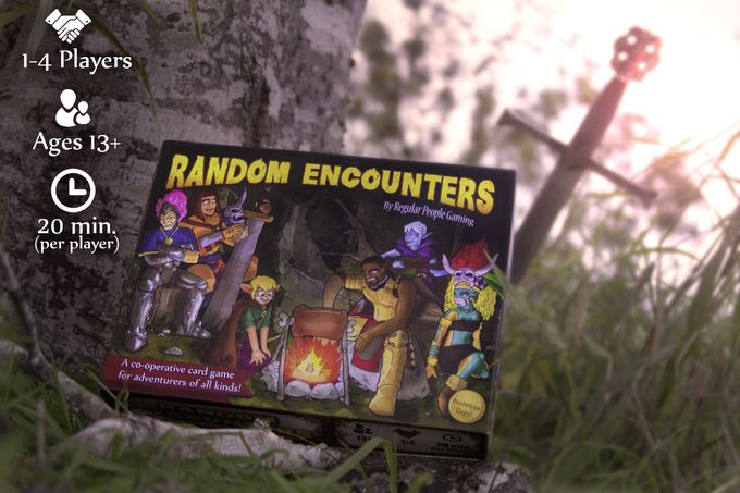 Random Encounters Box