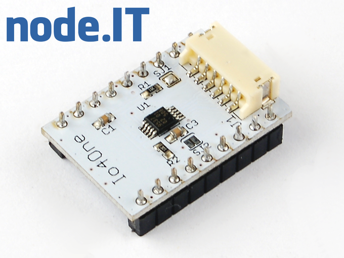 GPIO expansion board with 4 extra IO