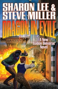 """Dragon in Exile"" by Steve Miller & Sharon Lee"