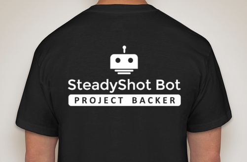 Project Backer Tee