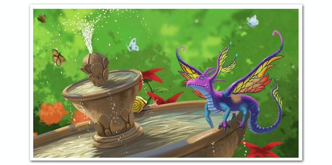 Can you collect the super rare Faerie Dragon?