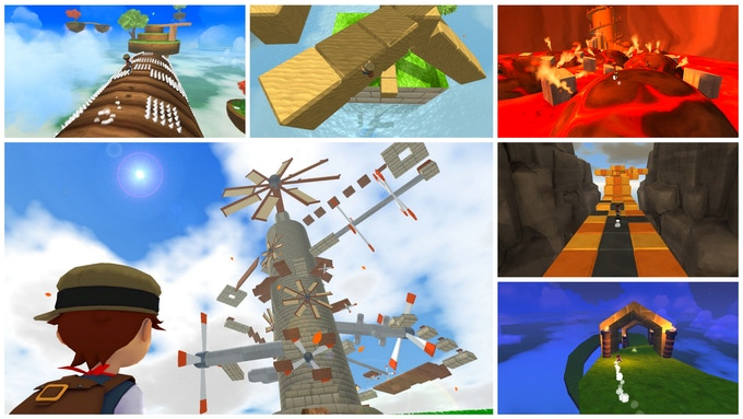 These levels will test your platforming prowess!