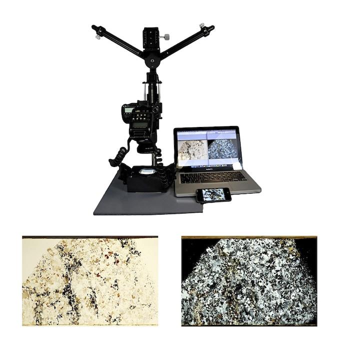 Petrographic Macropod