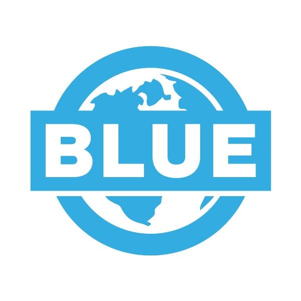 (BLUE BEATS GREEN)