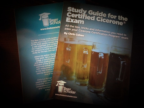 Study Guide for Certified Cicerone® Exam - The Institute ...