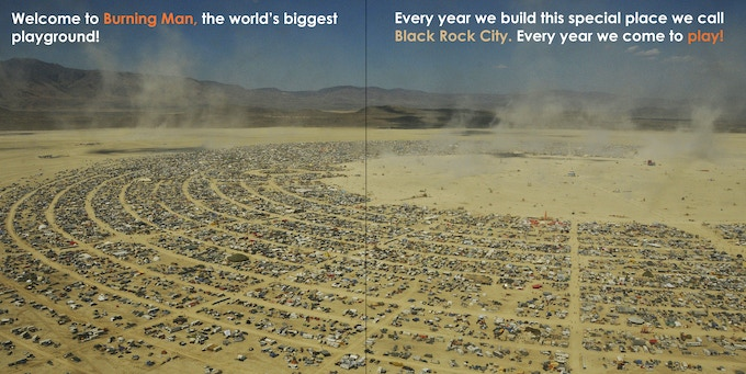 Welcome to Burning Man!