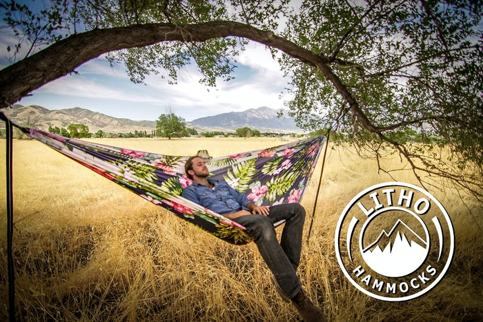 We invented the easiest to hang camping hammock in the world! It has no comparison on the market.