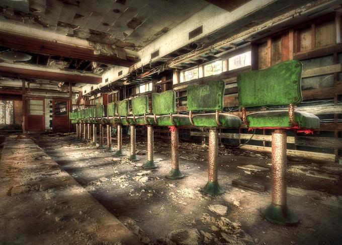 """Of Barkeeps Past"" - Grossinger's Resort - Liberty, NY"