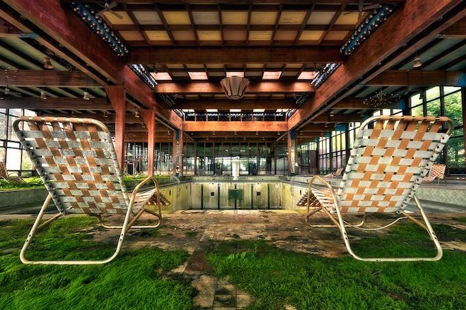 """It's Always Summer Here"" - Grossinger's Resort - Liberty, NY"