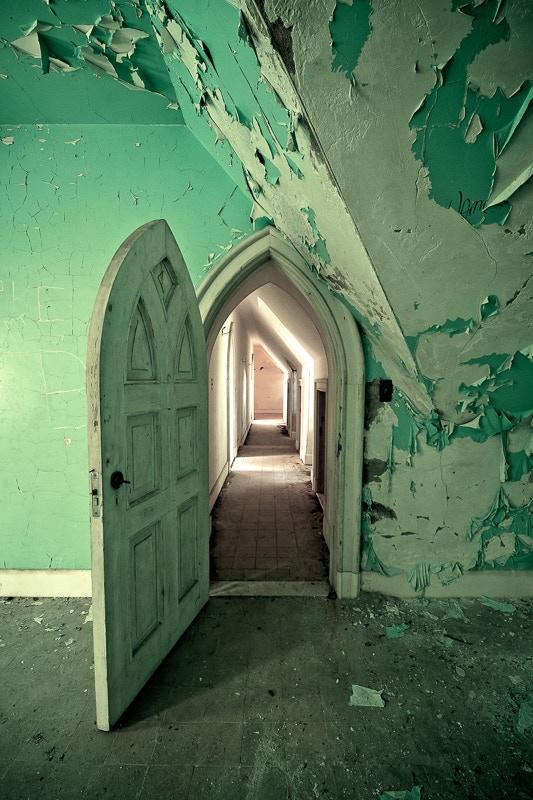 """At Odds"" - The Mason's Castle - Upstate NY"