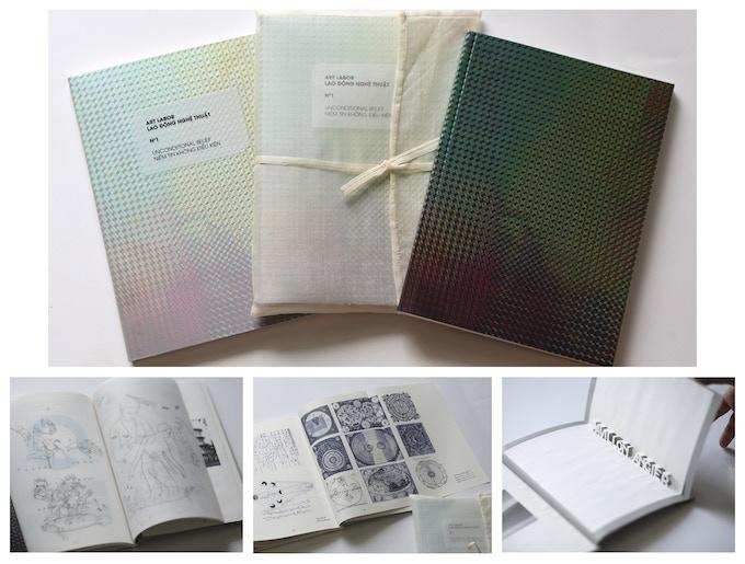 Art Labor's artist book