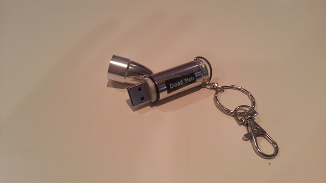Open Bullet USB Drive