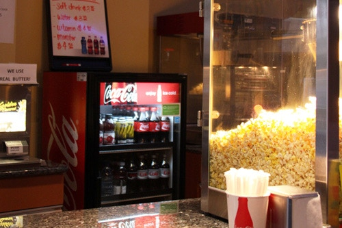 We still have the best popcorn in town!