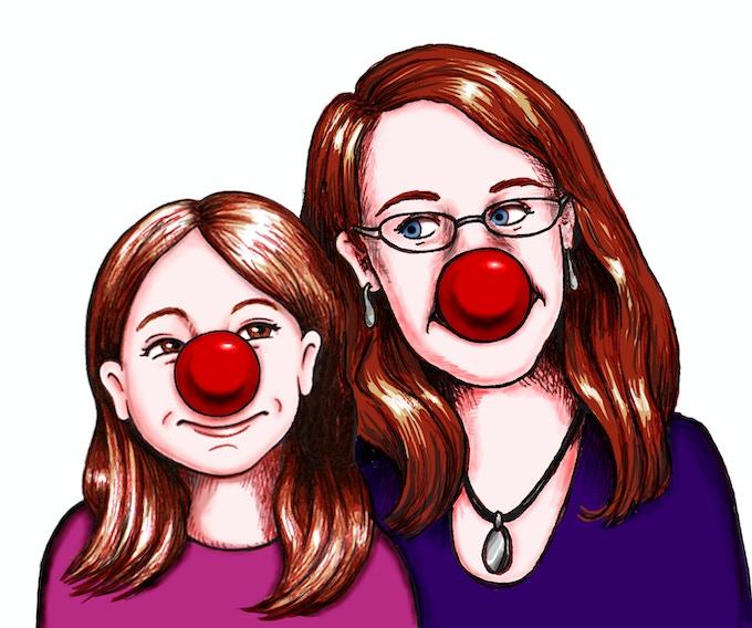 Lilah and Sandy