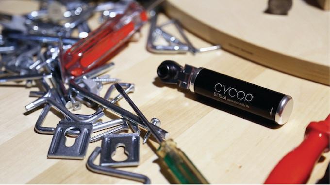 One BiTool = several tools