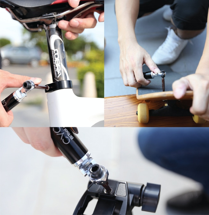 Pocket Tool for Outdoor Activity