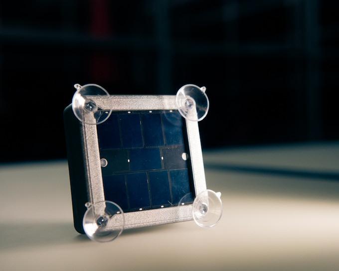 Solar powered