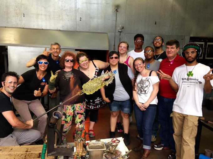 Expanding Horizons Student At-Risk Youth Program - Corning Museum of Glass